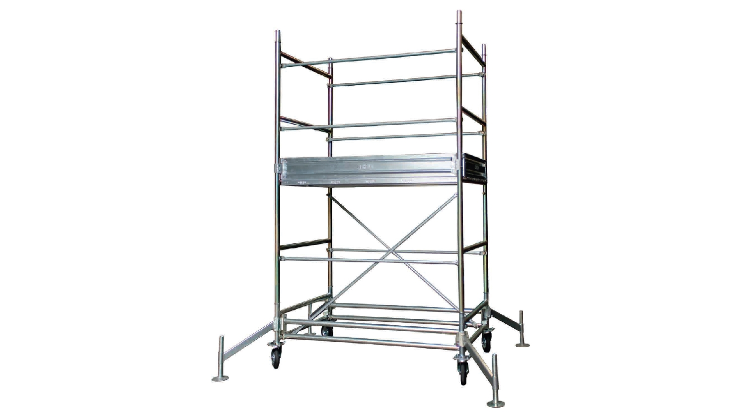 photo The Modular - Mobile scaffold