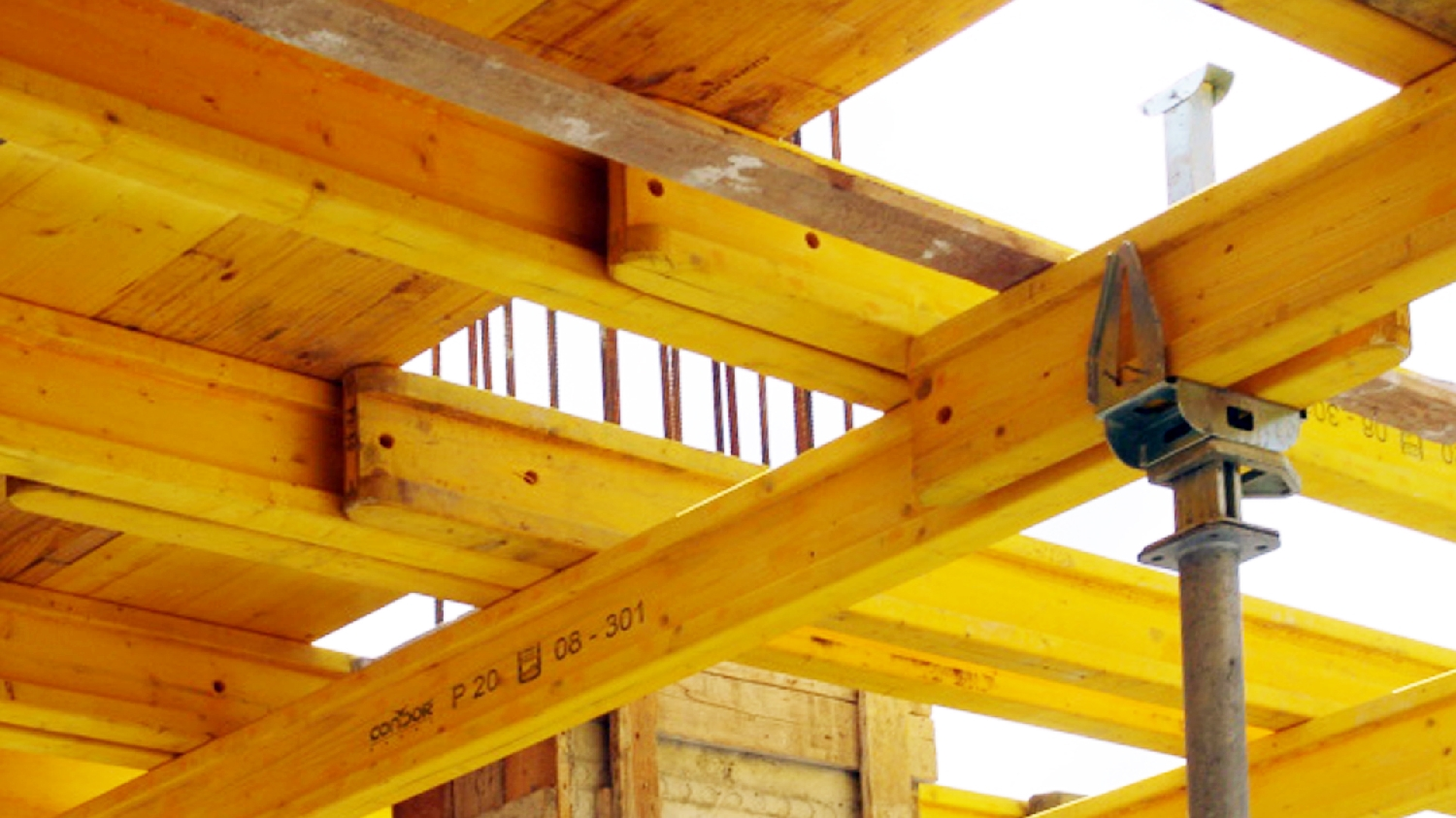Formwork for Slabs  Formwork for Sale and Rent - Solutions - Condor