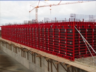 photo Adatto Formwork