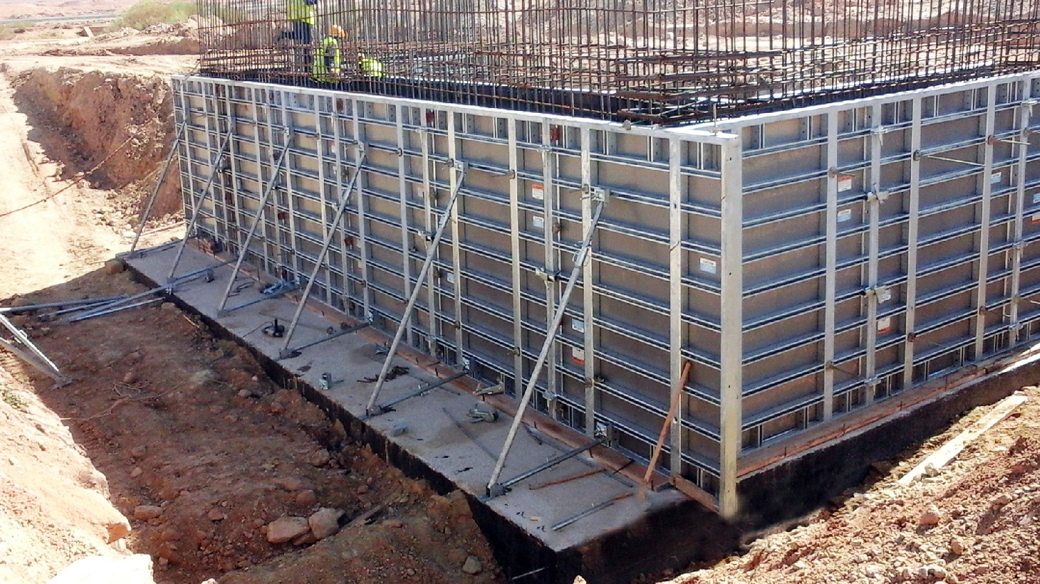 photo Comax Formwork