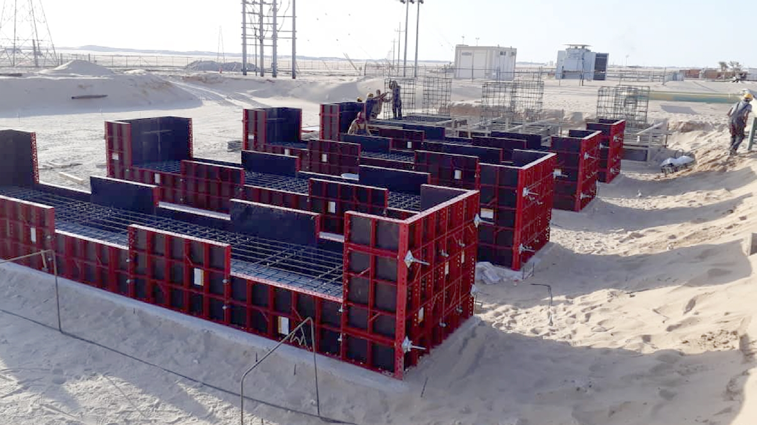 Wall Formwork Formwork systems developed - Solutions