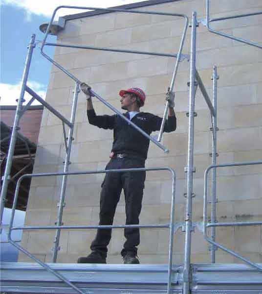 Scaffolding Safety Risk Free